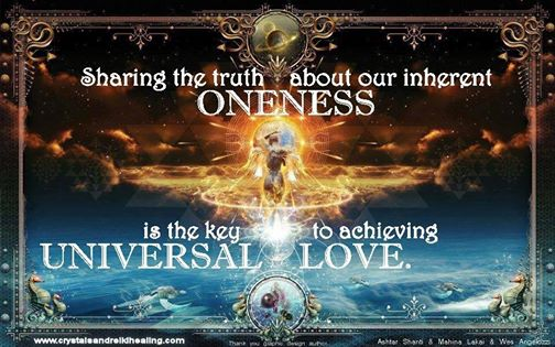 Oneness is our Truth